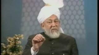 Liqa Ma'al Arab 11th April 1996 #147 Question/Answer English/Arabic, Islam Ahmadiyya