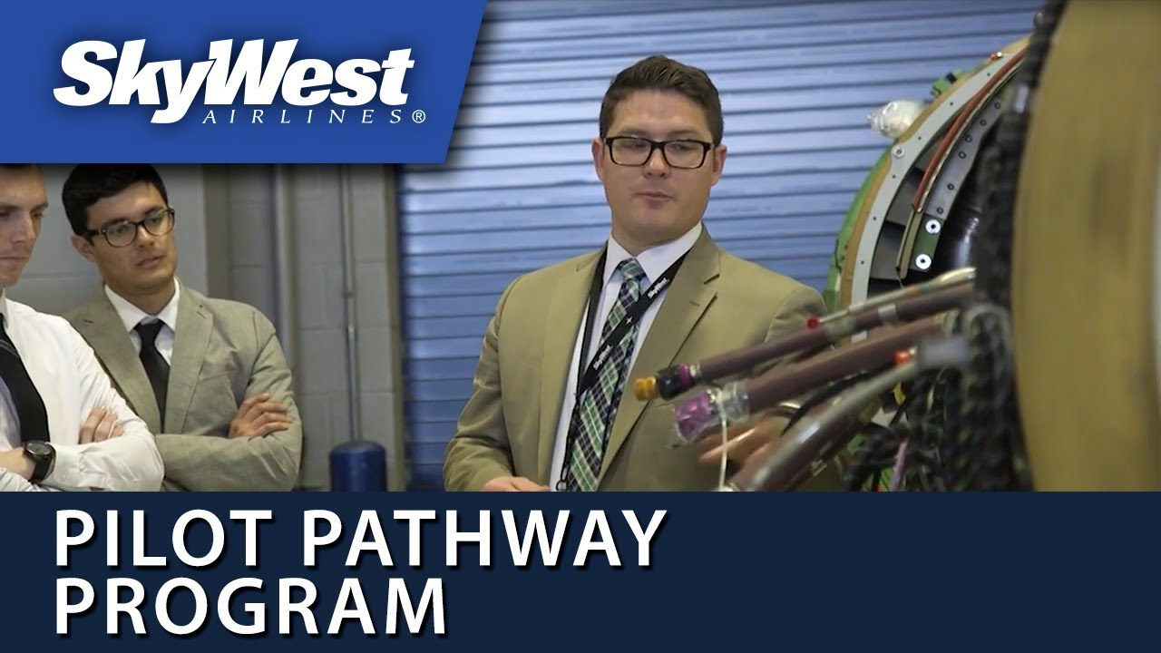 Learn More About The SkyWest Pilot Pathway Program