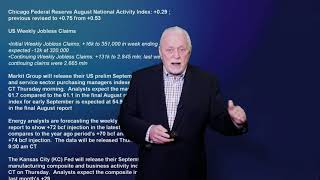 Ira Epstein's Morning Flash Video for 9 23 2021