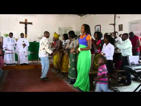 A compilation of songs from Napipine Anglican Church, north-east Mozambique