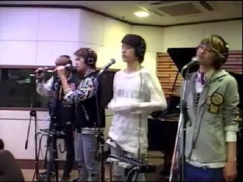 110322 별밤 인피니트 Infinite - CAN U SMILE Remake Ver. (LIVE)