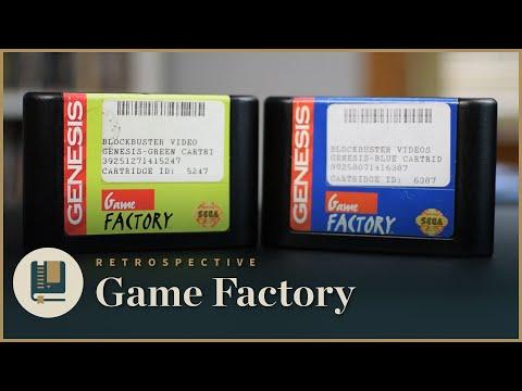 Game Factory: Blockbuster & Sega's On-Demand Game Rentals  | Gaming Historian