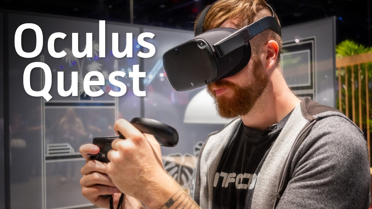 Oculus Quest finally gives virtual reality true freedom
