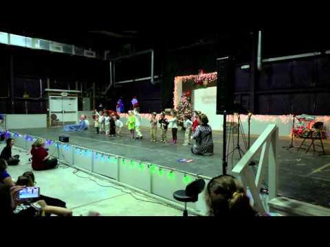 2015 Little Brown School Christmas Show, Port Royal SC