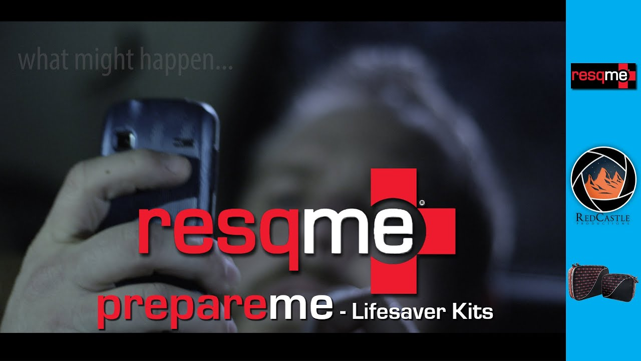 Prepareme - Lifesaver Kits from resqme® - Prepareme - Lifesaver Kits from resqme®