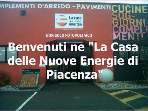 CASA DELLE NUOVE ENERGIE - SHOW ROOM DI PIACENZA