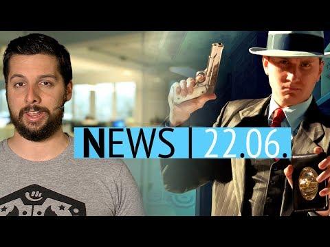 Gerüchte um L.A. Noire-Remaster - SEGA veröffentlicht Klassiker kostenlos - News
