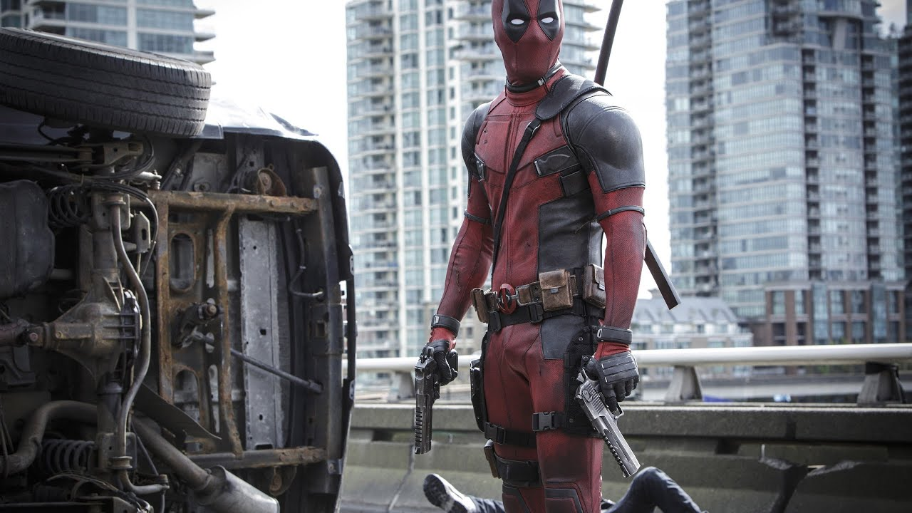 best deadpool wallpaper hd