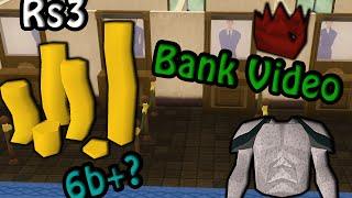 Runescape - Full Bank Video l 6b+