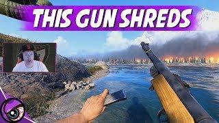 THE BEST GUN IN FIRESTORM | Battlefield 5 | PC Pro