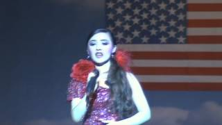 the star spangled banner performed by amira lukens me