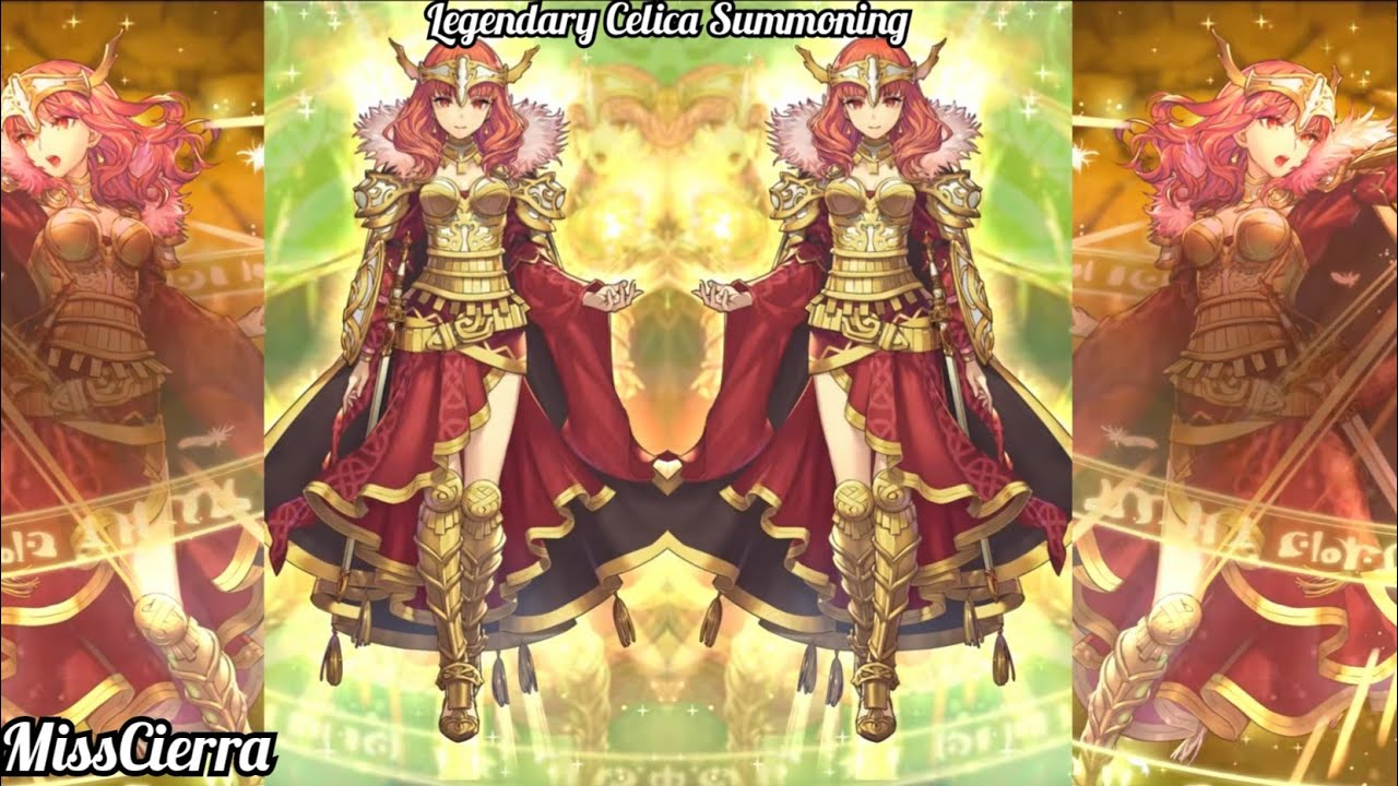 Legendary Celica Builds and Best IVs | Fire Emblem Heroes