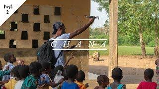 BUILDING A SCHOOL IN GHANA 2