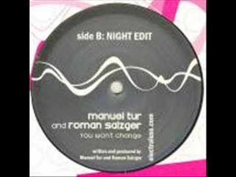 Manuel Tur And Roman Salzger - You Won't Change