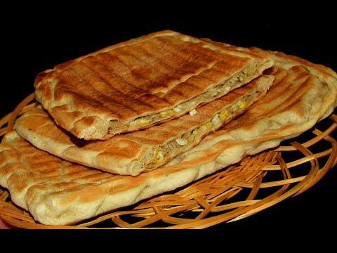Простой рыбный пирог за 100 рублей из 3 ингредиентов