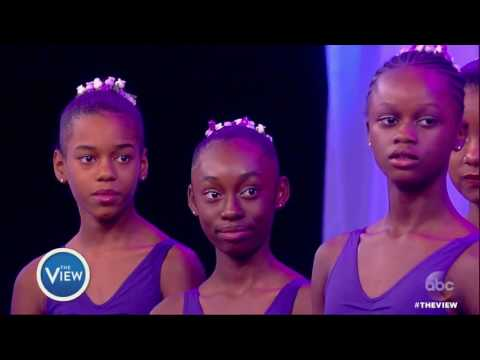 Dance Theatre of Harlem, Carmen de Lavallade On Importance of the Arts | The View