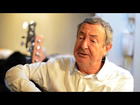 Sonic Reality Interviews Nick Mason and Alan Parsons pt1