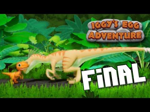 The End! | Iggy's Egg Adventure - Full Volcano Walkthrough - Ep6