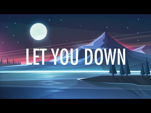 NF – Let You Down (Lyrics) 🎵