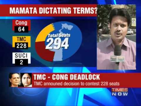Mamata's deadline ends, will Congress blink?