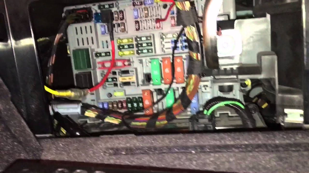Bmw E90 Non Responsive Door Lock Actuator Youtube