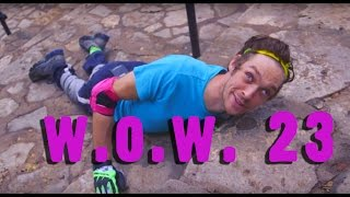 Repeat youtube video Crawling Up a Mountain - Workout Wednesday #23
