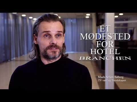 Mads Arlien-Søborg om  Foodexpo og hotelkonceptet The Lobby