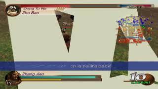 Dynasty Warriors 3 Xtreme Legends #6: Nanman Campaign - Zhang Jiao (Fail!)