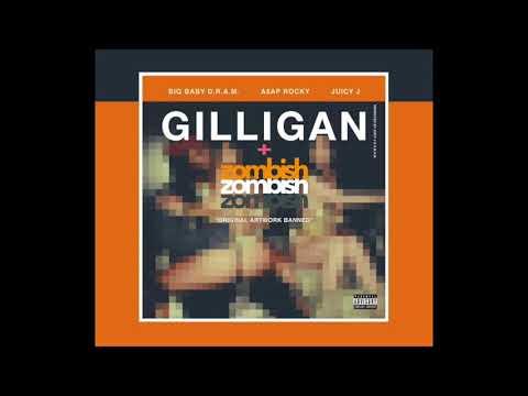 DRAM - Gilligan ft. A$AP Rocky & Juicy J Instrumental (prod. by zombish)