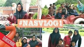 Download Video #NASVLOG1 | TAMAN MINI INDONESIA INDAH | Nurul Aulia S MP3 3GP MP4