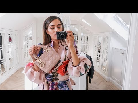 WHAT I WORE THIS WEEK & A FIRST LOOK AT A NEW ROOM  | Lydia Elise Millen