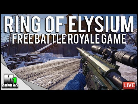 Ring of Elysium now on Steam! FREE and better than PUBG