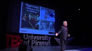 MY Ithaca - Secrets and Lessons: Yiannis Kalogerakis at TEDxUniversityofPiraeus