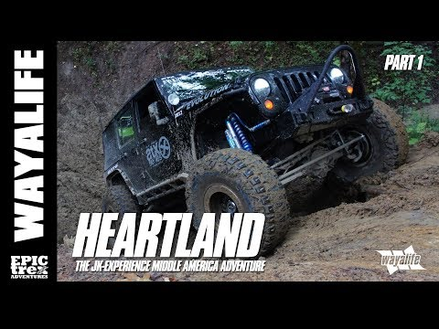 HEARTLAND : JK-Experience Middle America Adventure - Redbird Indiana | Part 1