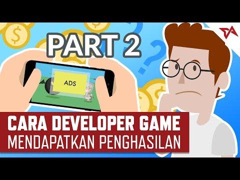 Cara Developer Memperoleh Penghasilan dari Game Gratis | TIAnimate
