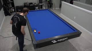 Venom Trickshots Carom table Show???!!!