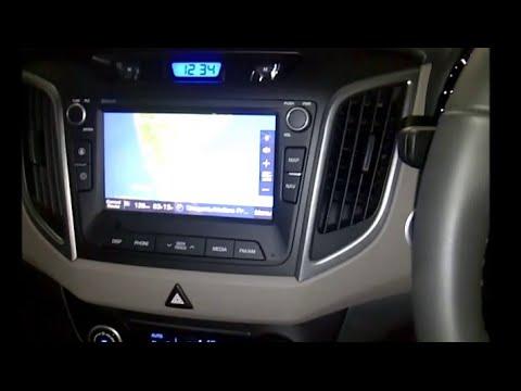 Hyundai Creta SX Option main features review Top variant