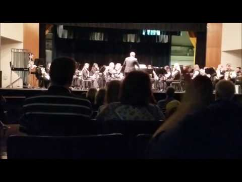 Athens High School MPA Concert 2017
