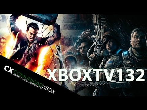 E3 2017, Dishonored 2, Dead Rising 4, Gears of War 4 y más | XBOXTV132