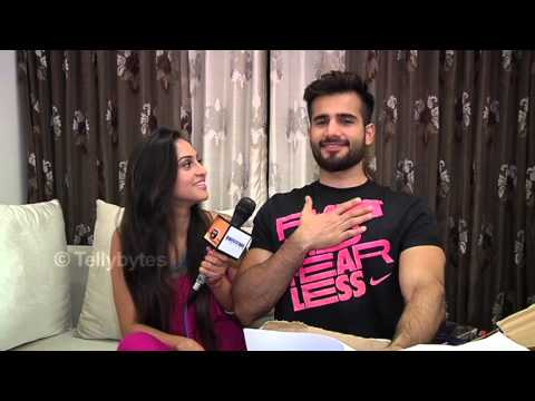 BLOOPERS - Karan Tacker and Krystle D'Souza Receive Surprise from Fans