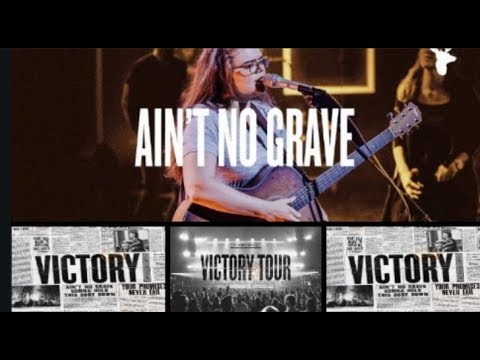 Bethel Music - Ain't No Grave -Instrumental with Lyrics