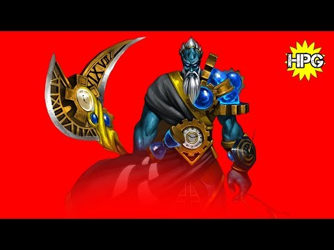HoN Pro Chronos Gameplay - `IRAQ`4EVER` - Legendary