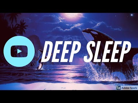 [DEEP SLEEP]10 HOURS! Whale Sounds, Delta Waves, Ambient Mus