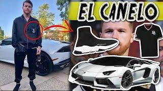 El Canelo Álvarez cuánto cuesta el auto y la ropa que usa antes de la gran PELEA?