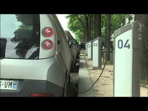 La voiture electrique pas si ecolo 2014 France 5