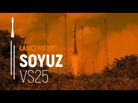 Arianespace Vol VS25 -  CSO-2 (FR)
