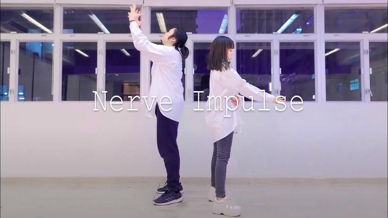 【衆生兔 x アイリス】  ナーヴ・インパルス 踊ってみた 【初コラボ】