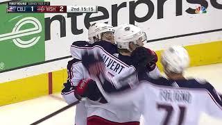 Columbus Blue Jackets vs Washington Capitals - April 21, 2018 | Game Highlights | NHL 2017/18