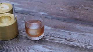 Matgeeks drinktips: Old Fashioned