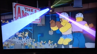 Simpson: Gay Steel Mill